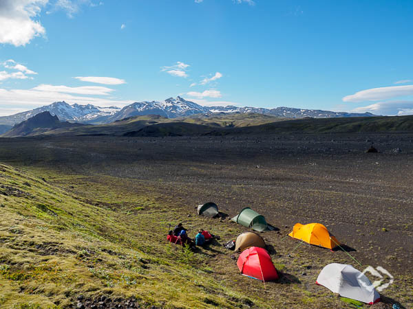 Packrafting Expedition Island